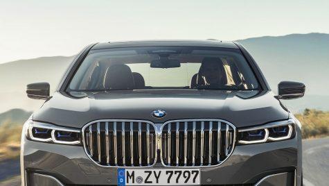 Noul BMW Seria 7 (G70) din 2022 cu propulsie electrică