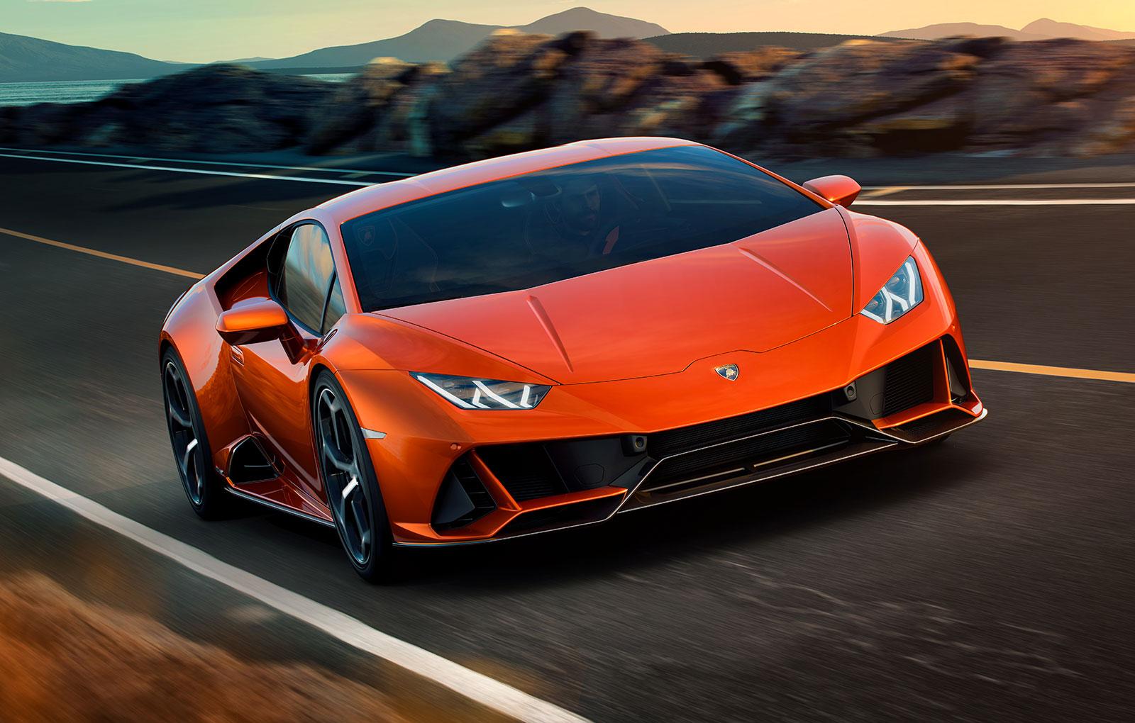 Noul Lamborghini Huracan facelift (1)