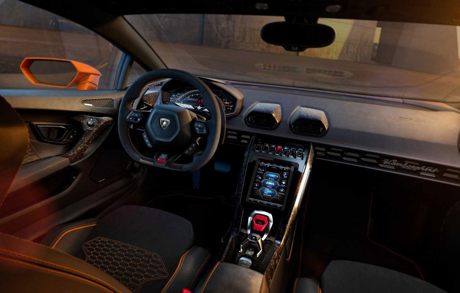 Noul Lamborghini Huracan facelift (4)