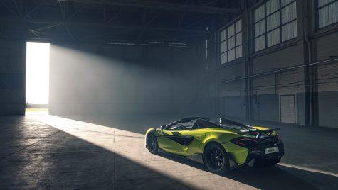Noul McLaren 600LT Spider – Informații și fotografii oficiale