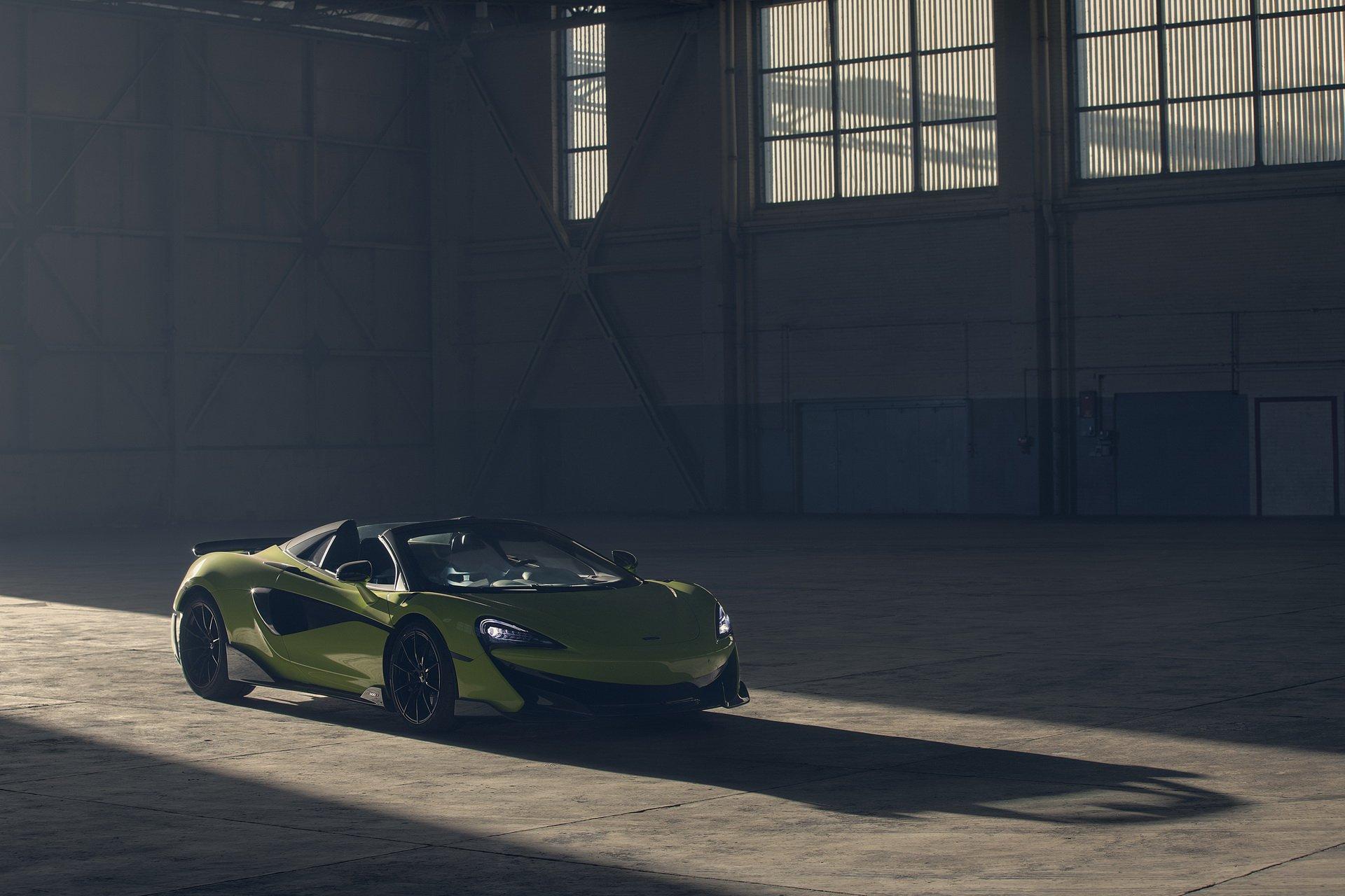 Noul McLaren 600LT Spider (1)