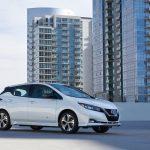 Nissan Leaf a depășit pragul de 450.000 exemplare comercializate