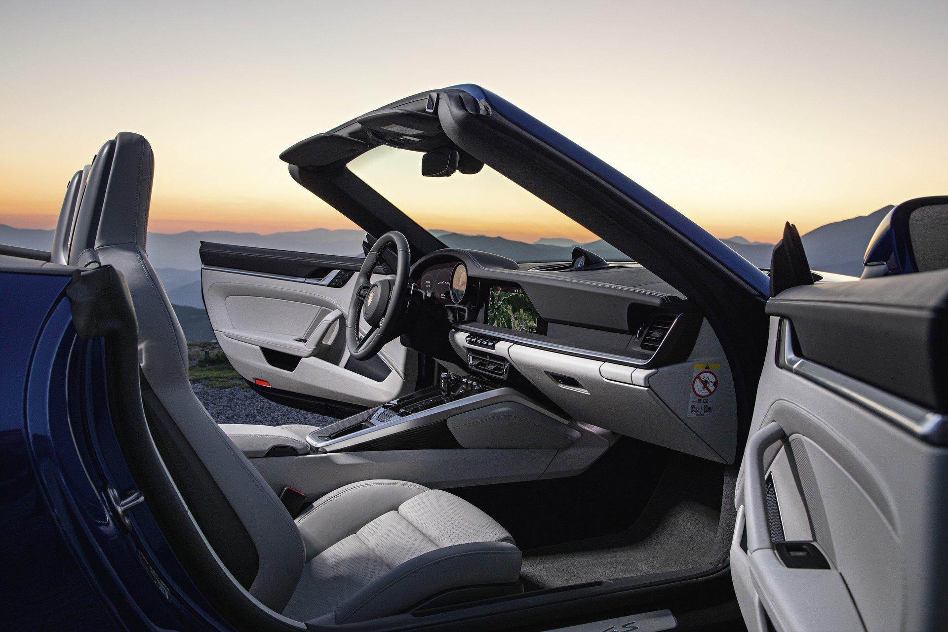 Noul Porsche 911 Cabrio (1)