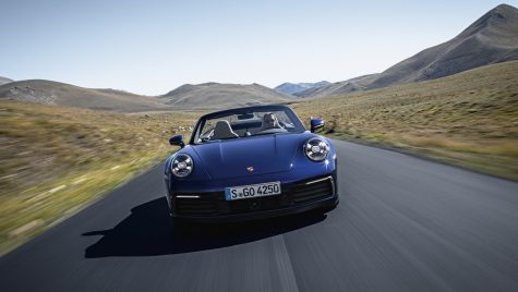 Noul Porsche 911 Cabrio – Informații și fotografii oficiale