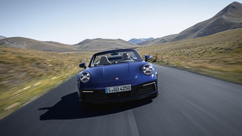 Noul Porsche 911 Cabrio (4)