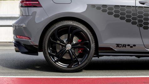 Noul Volkswagen Golf GTI TCR – Informații și fotografii oficiale
