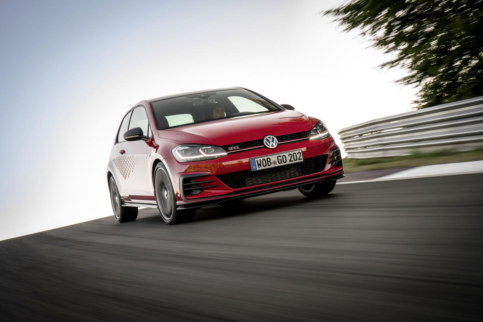 Noul Volkswagen Golf GTI TCR - Informații și fotografii oficiale