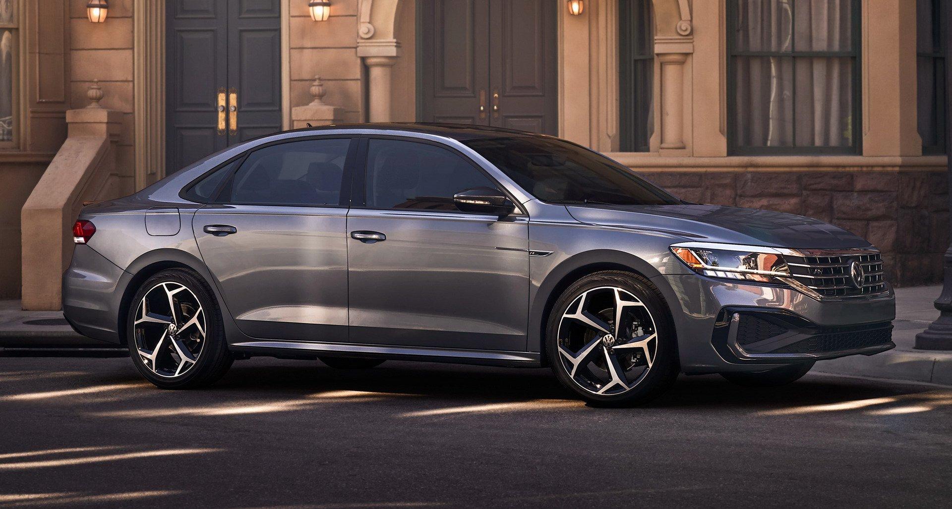 Noul Volkswagen Passat (1)