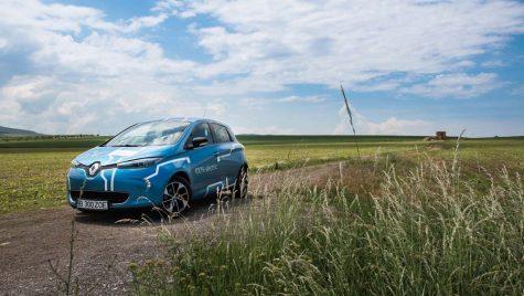 Renault Zoe – regina Europei