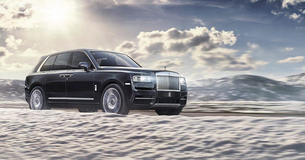 Rolls-Royce vs Dacia