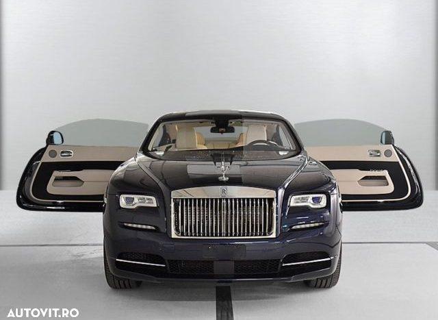 Rolls-Royce Wraith cele mai scumpe mașini 2