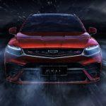 Cum arată noul SUV coupe made in China de Geely