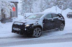 SUV Kia XCeed (1)