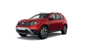 Dacia Duster 1.3 TCe - prețuri în România