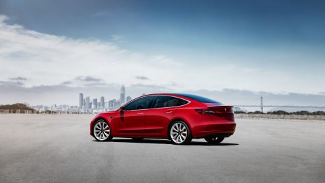 Tesla a livrat primele modele produse în China