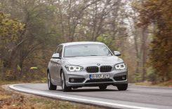 Test drive – BMW 118i