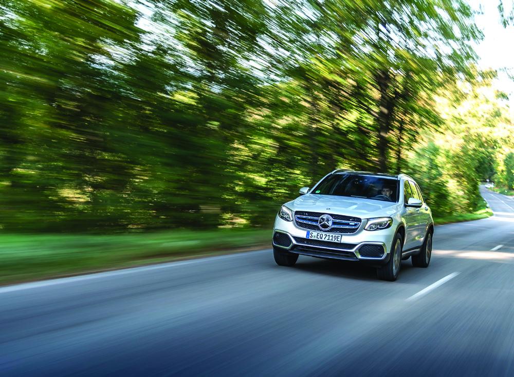 Test drive - Mercedes-Benz F-Cell