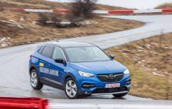 Test drive Opel Grandland X 2.0 Turbo D AT 8 – eXtemporal