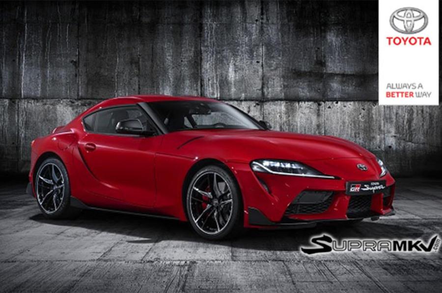 Toyota Supra (1)