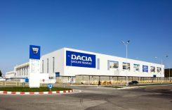 Câte unități Dacia au fost înmatriculate luna trecută?