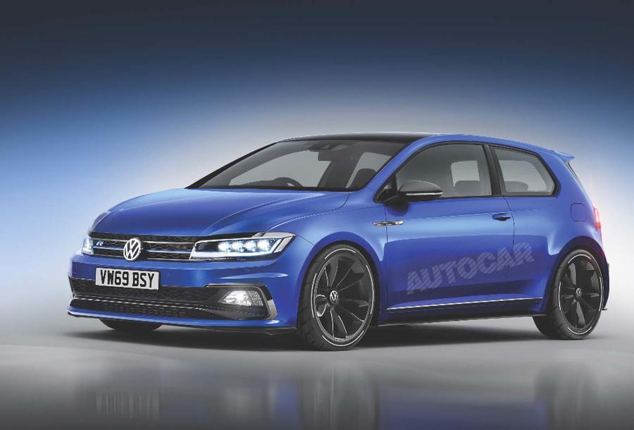 Viitorul Volkswagen Golf (1)