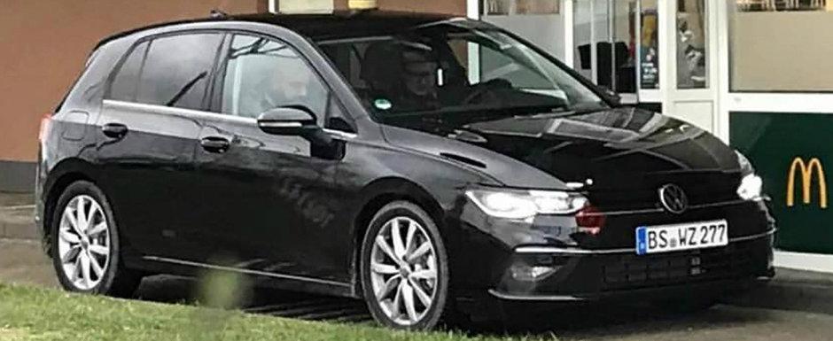 Viitorul Volkswagen Golf