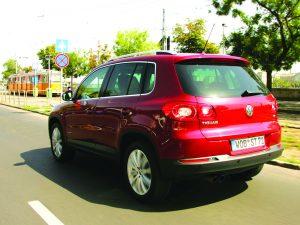 Second hand - Volkswagen Tiguan I
