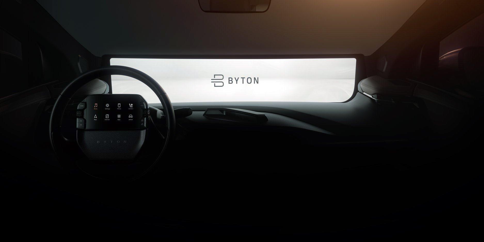 CES 2019 Byton