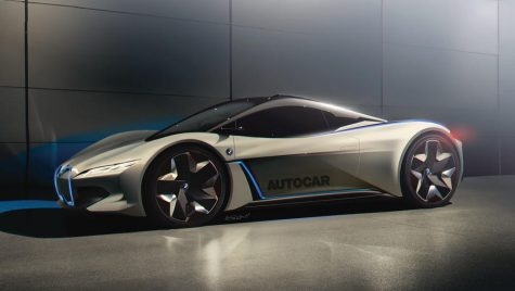 Un supercar BMW hibrid – așa se vor lupta bavarezii cu McLaren