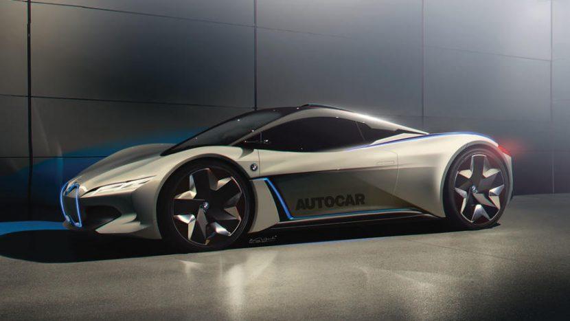 supercar BMW hibrid
