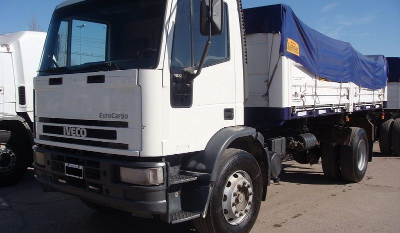camion iveco Truck1