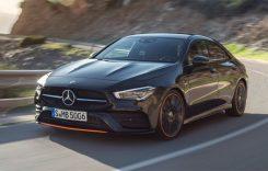 Primele fotografii cu noul Mercedes-Benz CLA