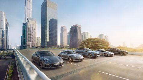 Și cel mai bine vândut model Porsche în 2018 este…
