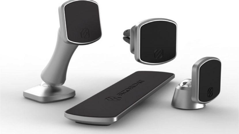 Scosche lansează seria nouă MagicMount cu încărcare wireless Qi