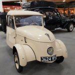 Modele rare Peugeot prezentate la Salonul Retromobile de la Paris