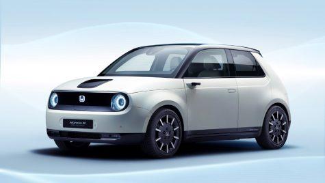 Prima Honda electrică va avea o dotare unică în segment
