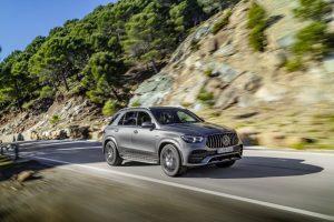 Mercedes-AMG GLE 53 4MATIC+ oferă 435 CP și 520 Nm