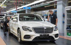 Ce bonus uriaș primesc angajații uzinelor Mercedes