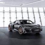 Audi R8 V10 Decennium - așa se aniversează zece ani de V10