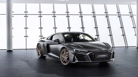 Audi R8 V10 Decennium – așa se aniversează zece ani de V10