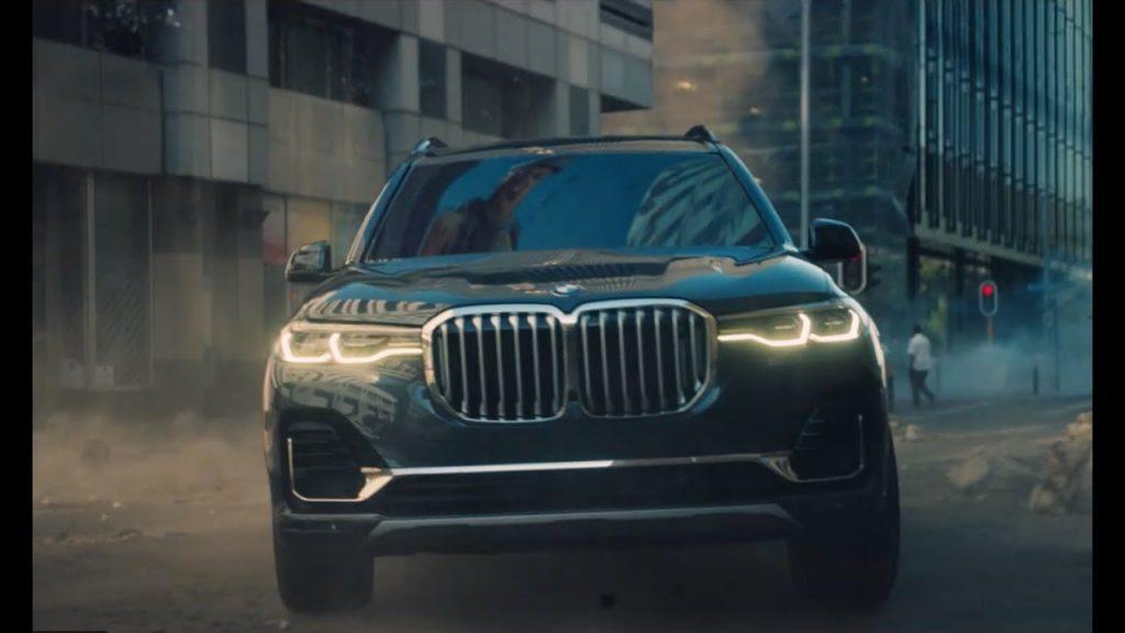 Noul BMW X7