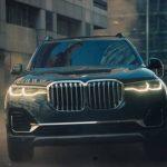 Noul BMW X7 – Nemții au realizat prima reclamă la noul SUV