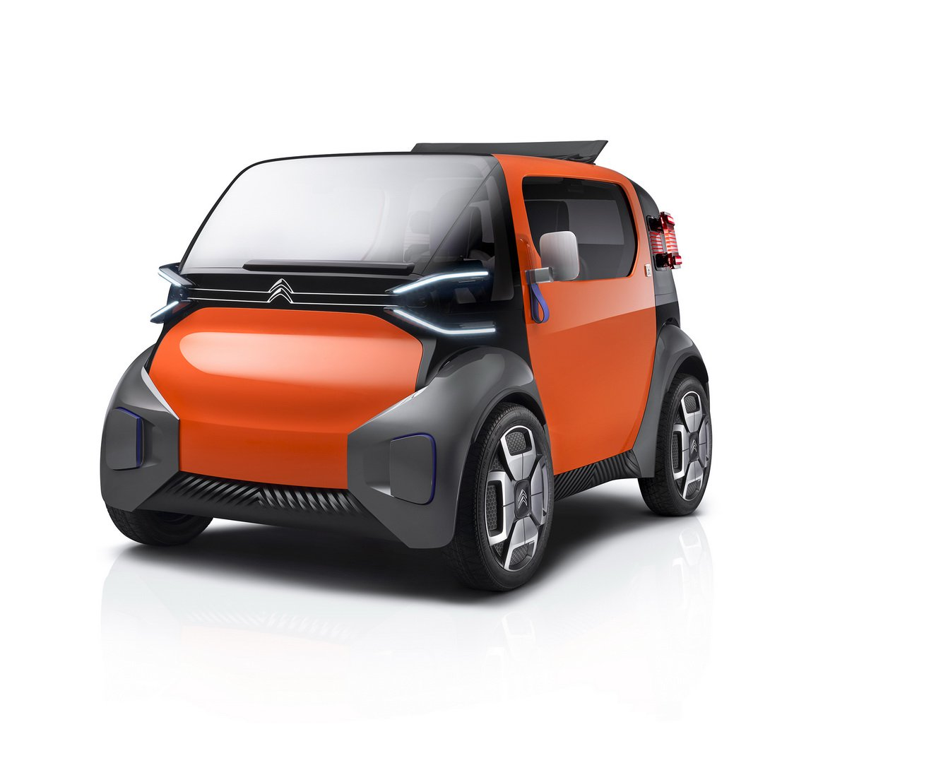 Conceptul Citroen Ami One (1)