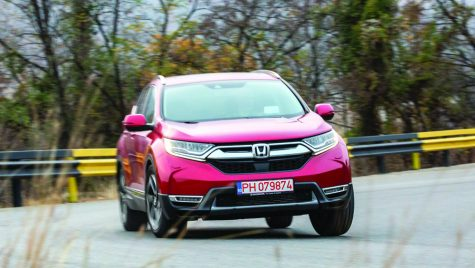Test drive – Honda CR-V 1.5 CVT AWD Executive