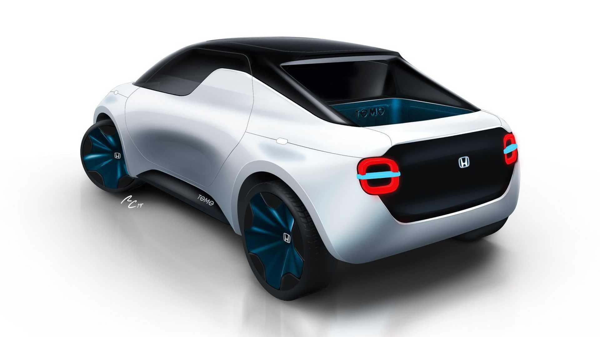 Honda Tomo 3