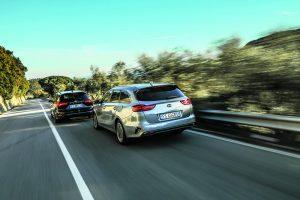 Test comparativ: Kia Ceed Sportswagon 1.4 T-GDI 7DCT vs Ford Focus Wagon 1.5 EcoBoost A8