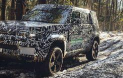 Așa arată interiorul viitorului Land Rover Defender – Prima imagine