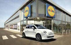 Cum poți avea un Fiat 500 de la Lidl, cu 89 de euro pe lună