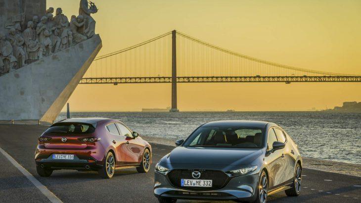 Noua Mazda3 – Informații oficiale și fotografii noi