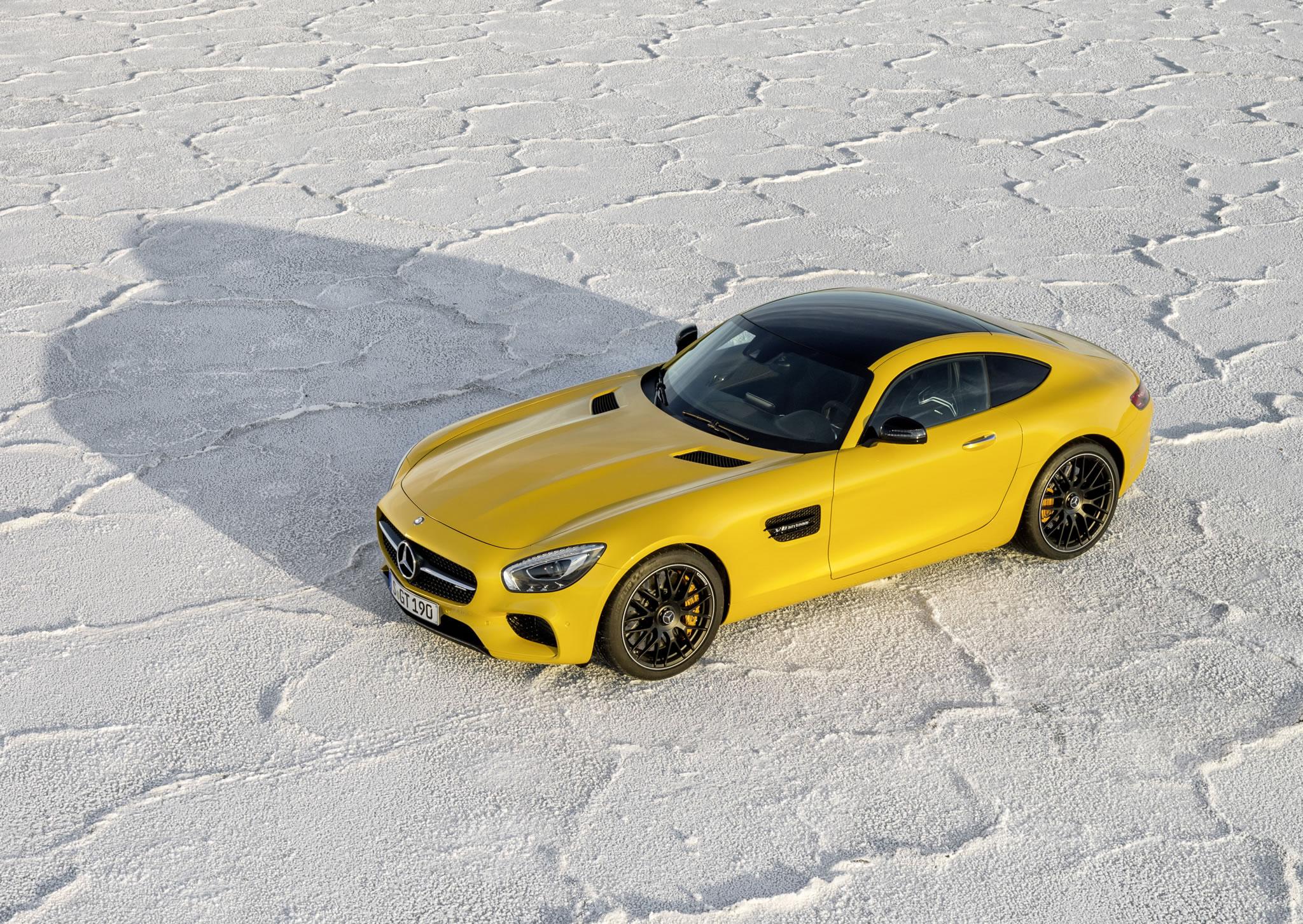 Mercedes-AMG GT Solarbeam
